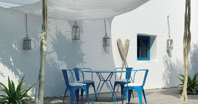 Deco Terrasse Bois Flotté la bonne idée : une terrasse esprit bord de mer   id